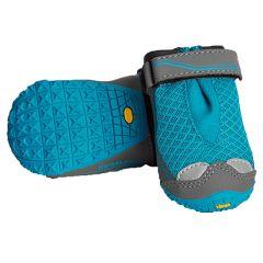 Ruffwear - Hundeschuhe - Grip Trex Blue Spring 4er Pack