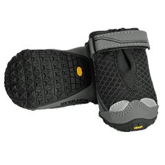 Ruffwear - Hundeschuhe - Grip Trex Obsidian Black 4er Pack