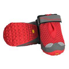 Ruffwear - Hundeschuhe - Grip Trex Red Currant 4er Pack