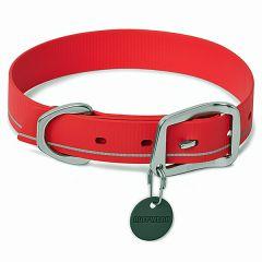 Ruffwear - Hundehalsband - Headwater Collar Red Currant 28-36cm