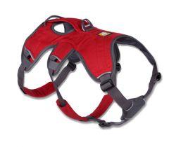 Ruffwear - Hundegeschirr - Web Master Harness - XXS-Rot