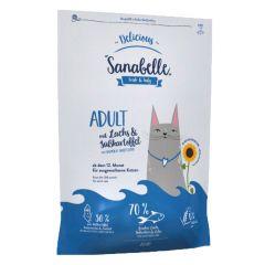 Sanabelle - Trockenfutter - Delicious Adult Lachs + Süßkartoffel (getreidefrei)