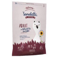 Sanabelle - Trockenfutter - Delicious Adult Rehwild + Kartoffel (getreidefrei)