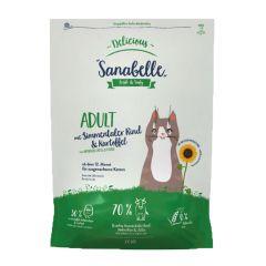 Sanabelle - Trockenfutter - Delicious Adult Simmentaler Rind + Kartoffel (getreidefrei)