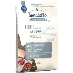 Sanabelle - Trockenfutter - Light