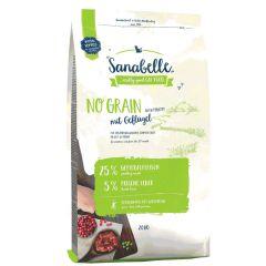 Sanabelle - Trockenfutter - No Grain (getreidefrei)