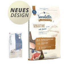 Sanabelle - Trockenfutter - Sensitive Lamm