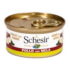 Schesir - Nassfutter - Fruit Hühnerfilet mit Apfel