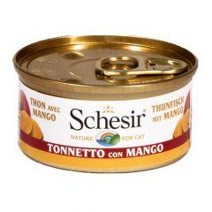 Schesir - Nassfutter - Fruit Thunfisch mit Mango