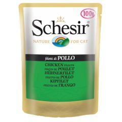 Schesir - Nassfutter - Jelly Hühnerfilet Pouch