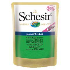 Schesir - Nassfutter - Kitten Jelly Hühnerfilet Pouch