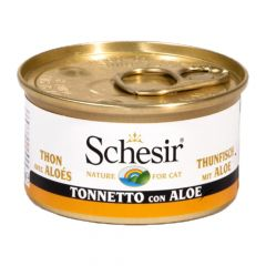 Schesir - Nassfutter - Jelly Thunfisch mit Aloe