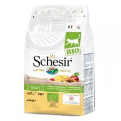 Schesir - Trockenfutter - Bio Huhn