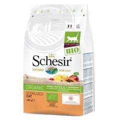 Schesir - Trockenfutter - Bio Sterilized