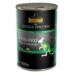 Belcando - Ergänzungsfutter - Single Protein Känguru 6 x 400g