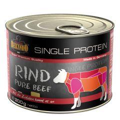 Belcando - Ergänzungsfutter - Single Protein Rind 6 x 200g