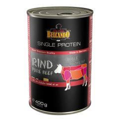 Belcando - Ergänzungsfutter - Single Protein Rind 6 x 400g