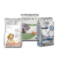 Soft - Hundefutter - Trio Puppy Platinum + pets Premium + Primum