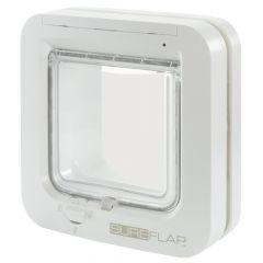 SureFlap - Katzenklappe - Mikrochip Katzenklappe Weiß