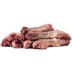 Tackenberg - Frostfutter - Hühnerhälse gewolft