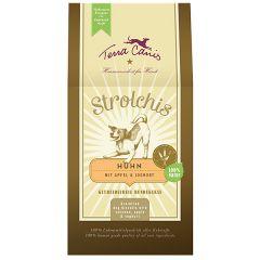 Für Hunde - Terra Canis - Hundesnack - Strolchis Huhn mit Apfel & Joghurt 200g (getreidefrei)