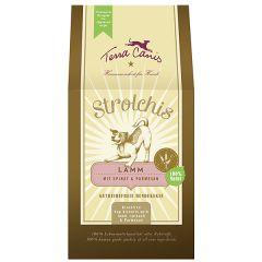 Terra Canis - Hundesnack - Strolchis Lamm mit Spinat & Parmesan (getreidefrei)