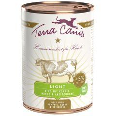 Terra Canis - Nassfutter - Light Rind mit Kürbis, Mango und Artischocke (getreidefrei)
