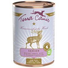 Terra Canis - Nassfutter - Senior Wild mit Tomate, Apfel & Gesundheitskräutern (getreidefrei)