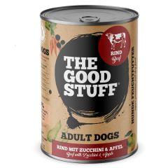 The Goodstuff - Nassfutter - Rind & Zucchini (getreidefrei)
