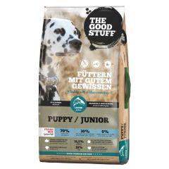 The Goodstuff - Trockenfutter - Puppy Lachs (getreidefrei)