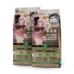 The Goodstuff - Trockenfutter - Vorteilspaket Puppy Huhn 2 x 2,5kg (getreidefrei)