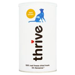 thrive - Katzensnack - 100% Hühnchen (getreidefrei)
