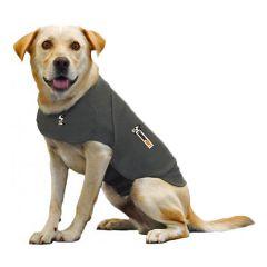 Thundershirt - Hundebekleidung - Thundershirt Hundemantel zur Angstbekämpfung grau