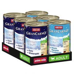 Animonda - Nassfutter - Gran Carno Wintertraum Mixpack