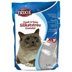 Trixie - Katzenstreu - Fresh'n'Easy Silikatstreu Granulat 5l