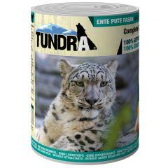 Tundra - Nassfutter - Cat Ente, Pute und Fasan (getreidefrei)