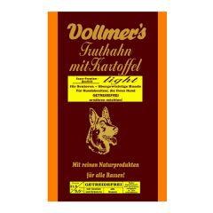 Vollmer's - Trockenfutter - Truthahn mit Kartoffel Light (getreidefrei)