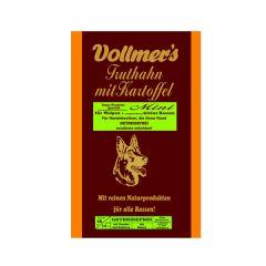 Vollmer's - Trockenfutter - Truthahn mit Kartoffel Mini (getreidefrei)