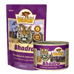 Wildcat - Nassfutter - Bhadra mit Pferdefleisch und Süßkartoffel (getreidefrei)