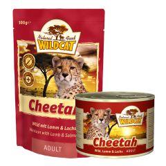 Wildcat - Nassfutter - Cheetah mit Wild, Lamm und Lachs (getreidefrei)