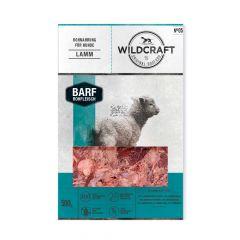 Wildcraft - Hundefutter - BARF Paket Rohfleischmix Lamm 10 x 500g