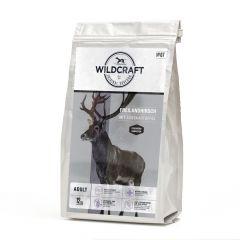 Für Hunde - Wildcraft - Trockenfutter - Freilandhirsch mit Süßkartoffel 1kg (getreidefrei)