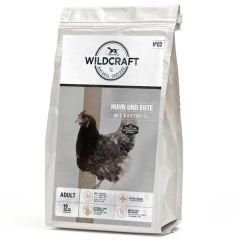 Wildcraft - Trockenfutter - Huhn und Ente mit Kartoffel (getreidefrei)