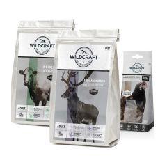 Wildcraft - Trockenfutter - Premium Paket 2 x 12kg + Snack 150g (getreidefrei)