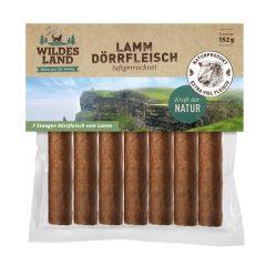 Wildes Land - Kausnack - Lamm Dörrfleisch (getreidefrei)