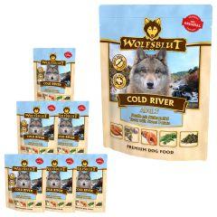 Wolfsblut - Nassfutter - Cold River Pouches (getreidefrei)