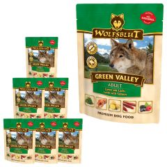 Wolfsblut - Nassfutter - Green Valley Pouches (getreidefrei)
