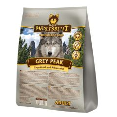 Wolfsblut - Trockenfutter - Grey Peak Adult (getreidefrei)