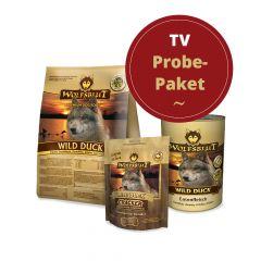 Wolfsblut - Hundefutter - TV Probe Paket Wild Duck