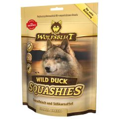 Wolfsblut - Softsnacks - Squashies Wild Duck Small Breed (getreidefrei)